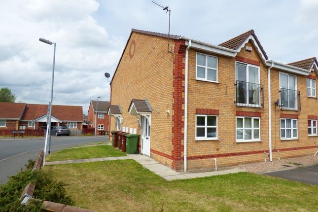 Thumbnail Property to rent in Buckingham Way, Castleford