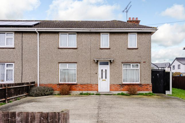 Thumbnail Semi-detached house for sale in West Avenue, Chelmsford