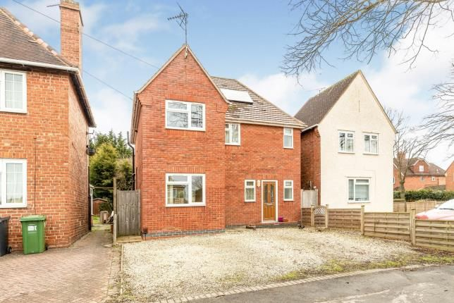 Thumbnail Detached house for sale in Cape Road, Warwick