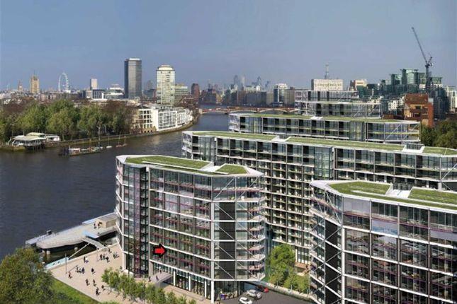 Thumbnail Property for sale in Five Riverlight Quay, Nine Elms, London