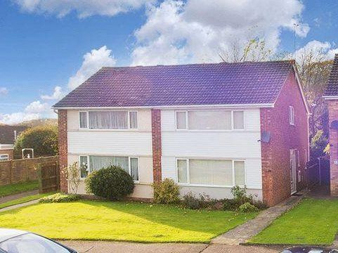 Thumbnail Property to rent in Lichen Green, Cannon Park, Coventry