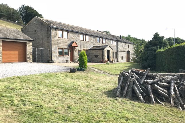 Thumbnail Farm for sale in Hebden Road, Haworth