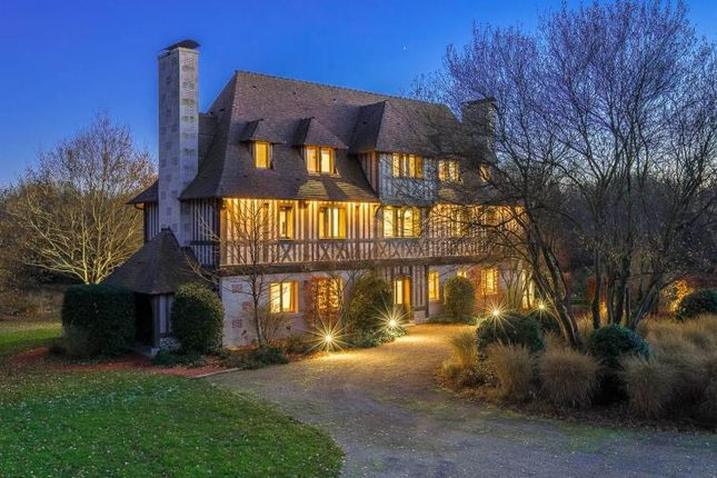 Thumbnail Property for sale in Normandy Manor, Tourgeville, Normandy
