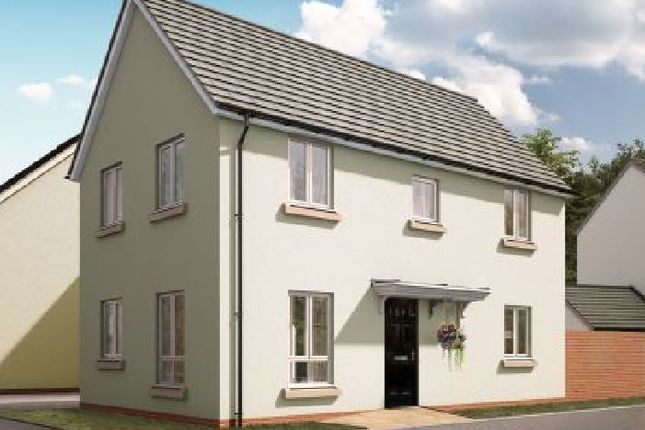 Thumbnail Link-detached house for sale in Montbray, Swallow Field, Barnstaple, Devon