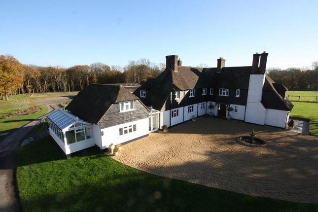 Thumbnail Detached house for sale in Orltons Lane, Rusper, Horsham