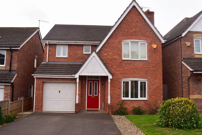 4 bed detached house for sale in Eden Court, Nuneaton CV10