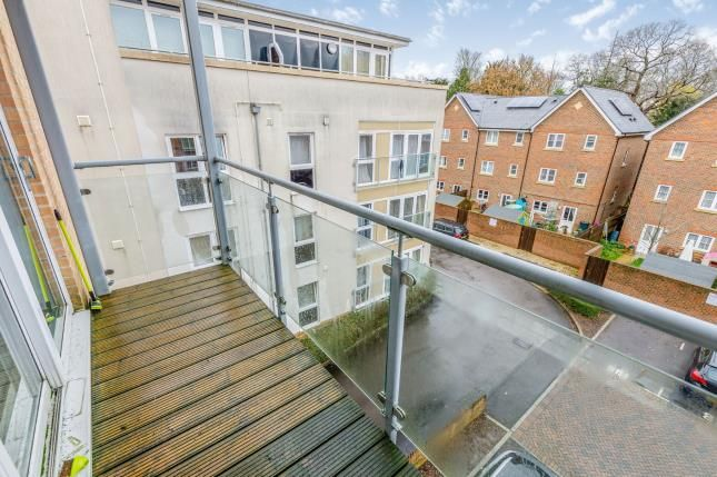Balcony of Banister Park, Southampton, Hampshire SO15