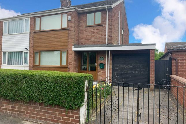 Thumbnail Semi-detached house for sale in Melling Drive, Kirkby, Liverpool