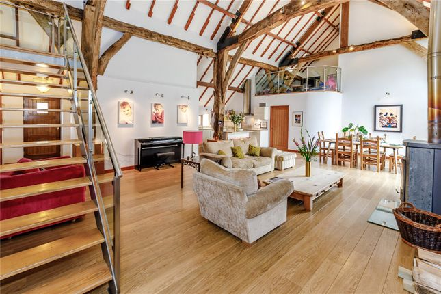 Thumbnail Country house for sale in Station Lane, Thorner