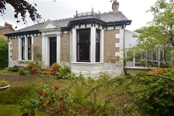 Thumbnail Detached bungalow for sale in Alexandra Street, Kirkintilloch, Glasgow