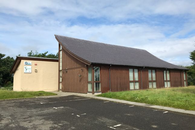 Thumbnail Office for sale in Thurso Enterprise Park, Thurso
