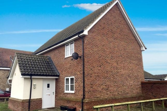 Thumbnail Detached house to rent in Aspal Lane, Beck Row, Bury St. Edmunds