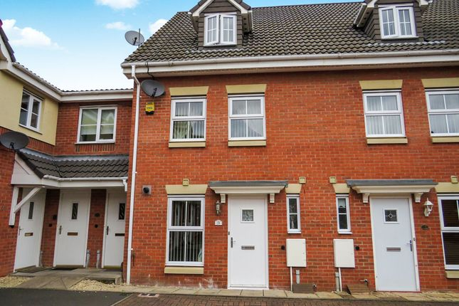 Thumbnail Town house for sale in School Drive, Shard End, Birmingham