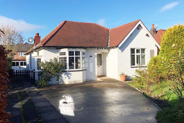 Thumbnail Bungalow to rent in Gillbent Road, Cheadle Hulme, Cheadle