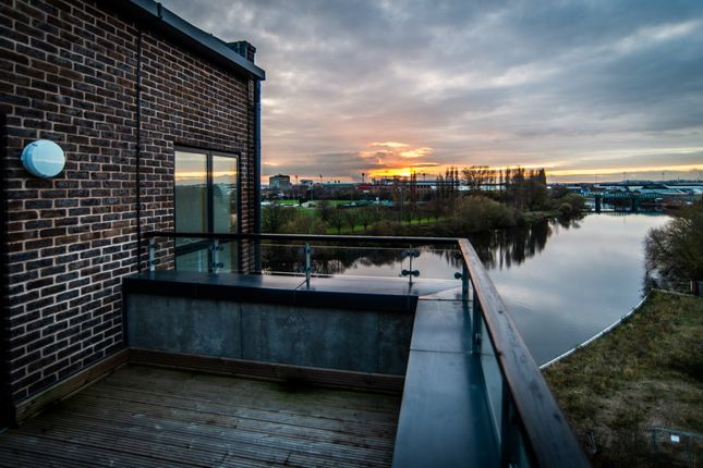 Flat for sale in Portside Street, Trent Basin