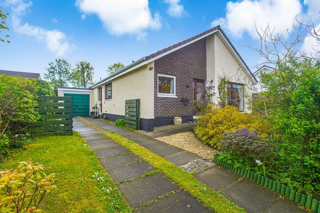 4 bed detached bungalow for sale in Ritchie Place, Crieff PH7