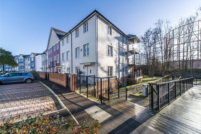 Thumbnail End terrace house for sale in Redbud Road, Tonbridge, Kent