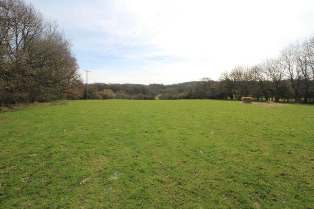 Thumbnail Land for sale in Stonestile Lane, Near Westfield