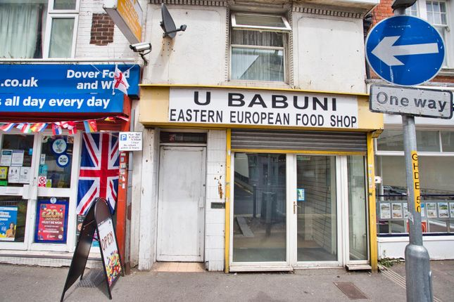 Thumbnail Commercial property for sale in High Street, Dover
