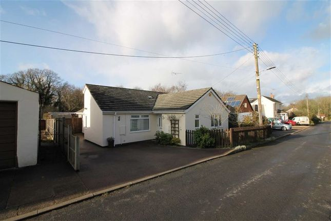 Thumbnail Detached bungalow for sale in Marians Walk, Berry Hill, Coleford