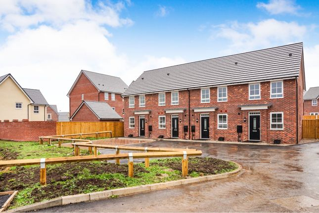 Thumbnail Terraced house for sale in 4 Crompton Place, Garstang, Preston
