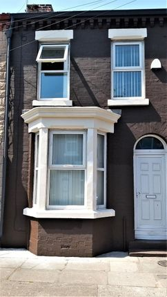 Thumbnail Terraced house to rent in Rossett Street, Anfield, Liverpool