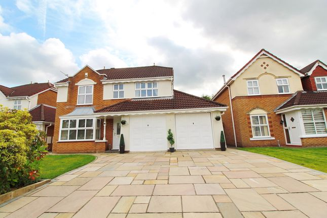 Thumbnail Detached house to rent in Reedley Drive, Manchester