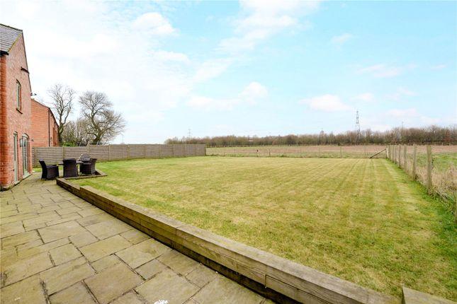 Gardens of Cranshaw Lane, Widnes WA8