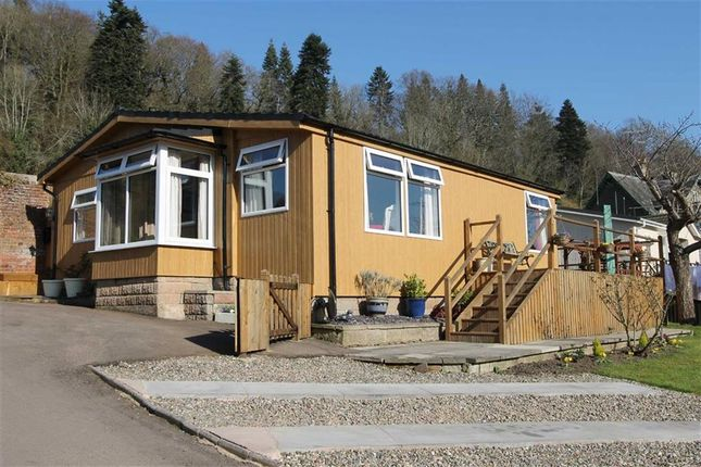 Thumbnail Mobile/park home for sale in Bishopswood, Ross-On-Wye