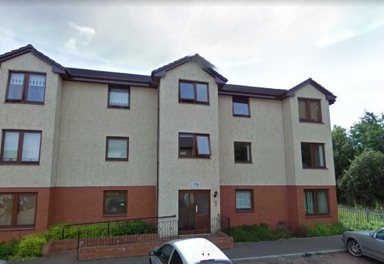 Thumbnail Flat to rent in Goldcrest Court, Wishaw