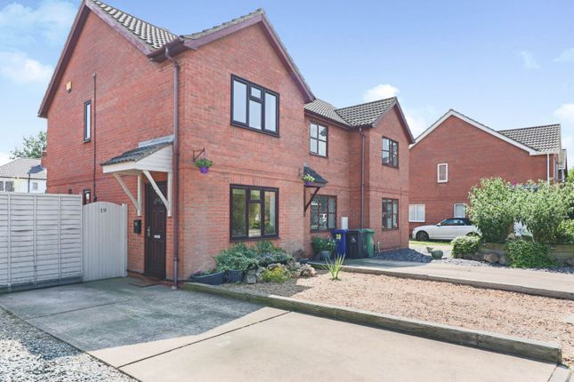 2 bed end terrace house for sale in Muirfield Croft, Immingham DN40