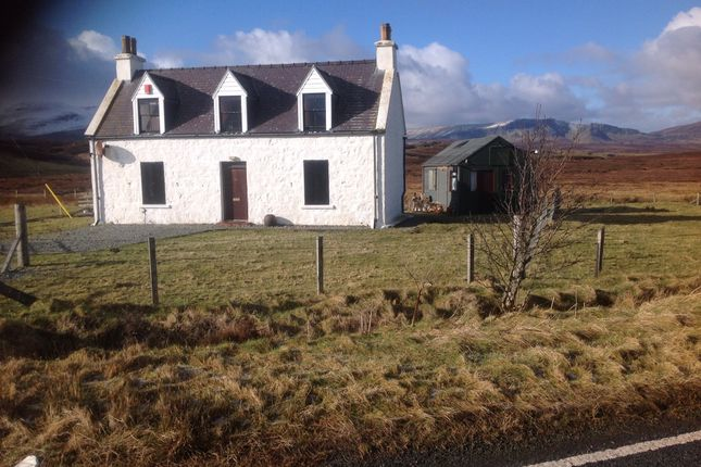 Thumbnail Detached house for sale in Valtos, Staffin, Isle Of Skye