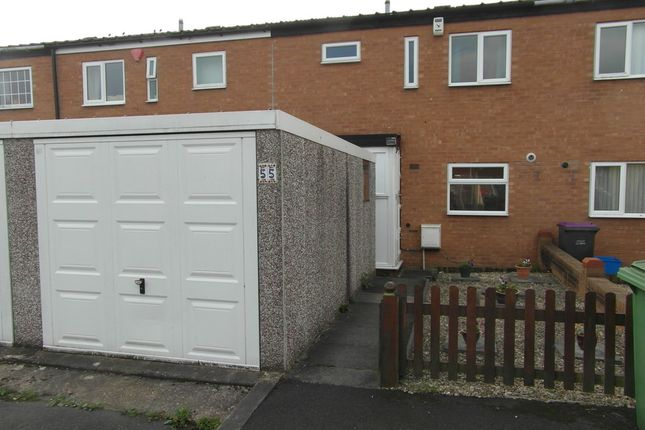 Thumbnail Terraced house for sale in Birchmore, Brookside, Telford