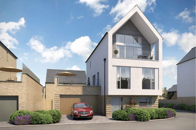 Thumbnail Detached house for sale in Beaulieu Keep, Regiment Gate, Off Essex Regiment Way, Chelmsford, Essex