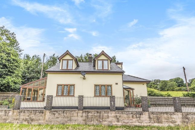Thumbnail Detached house for sale in Stanner, Herefordshire