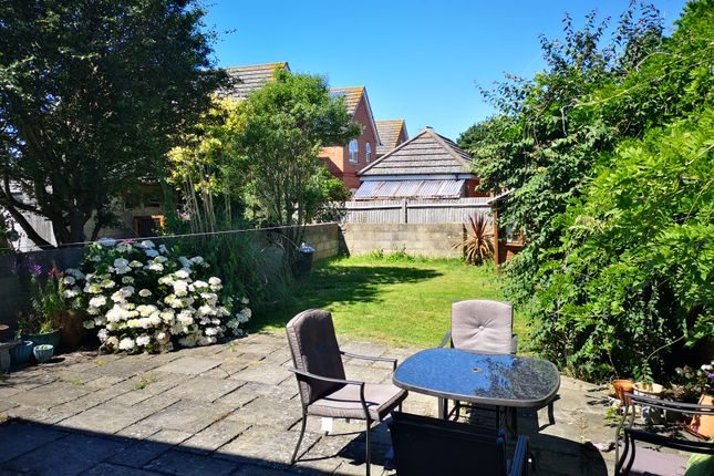 Lovely Garden of Charlesbury Avenue, Gosport PO12