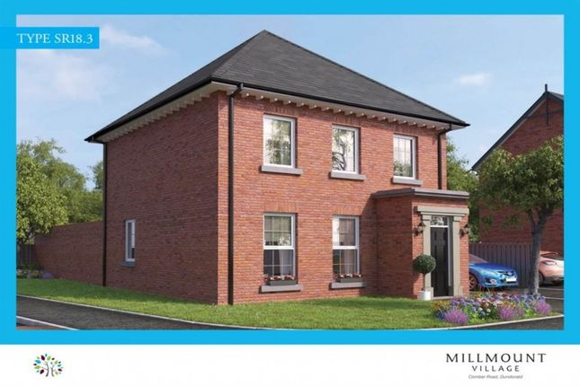 Thumbnail Detached house for sale in Millmount Village Square, Comber Road, Dundonald