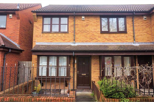 Thumbnail Terraced house for sale in Murrayfield, Cramlington