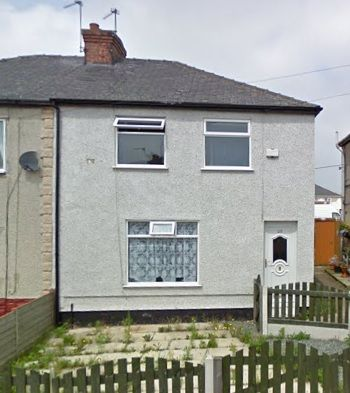 Thumbnail Semi-detached house to rent in Airstone Road, Askern, Doncaster