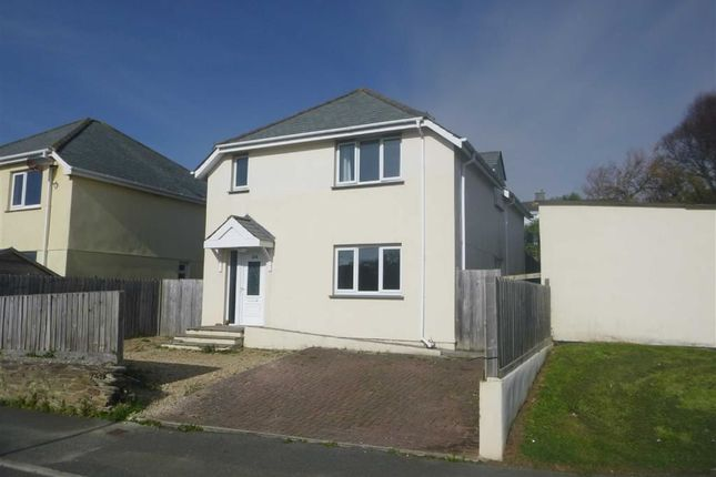 Thumbnail Detached house to rent in Berries Avenue, Bude, Cornwall
