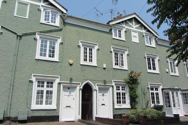 Thumbnail Terraced house for sale in Tibbets Lane, Harborne, Birmingham