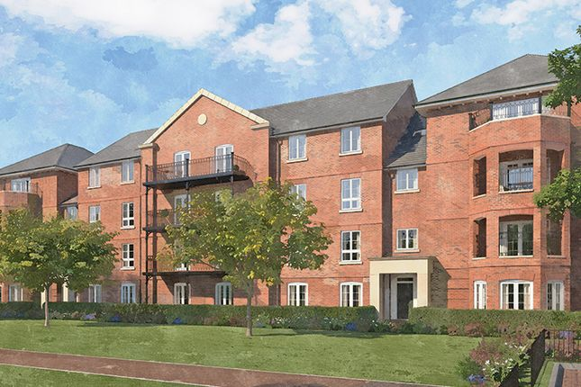 "Thumbnail Flat for sale in ""Windsor Court Apartments"" at Portland Gardens, Marlow"