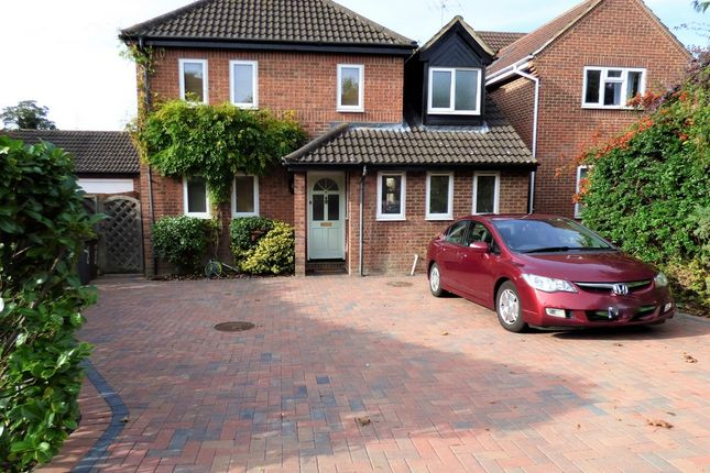 Thumbnail Detached house for sale in Justinian Close, Haverhill