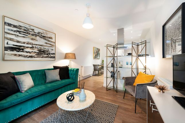 1 bedroom flat for sale in City Road, London