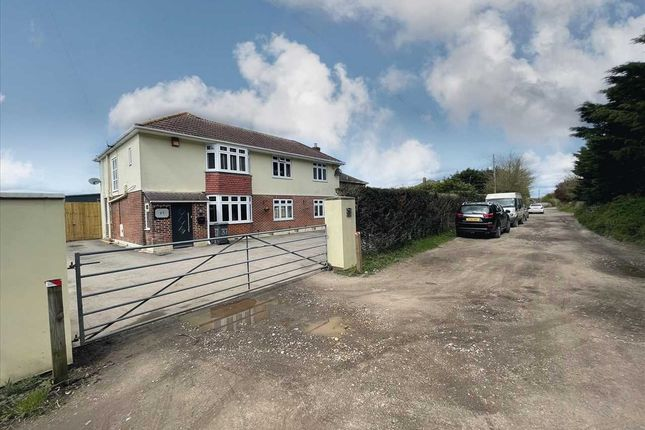 Thumbnail Detached house for sale in Yeomans Road, Throop, Bournemouth