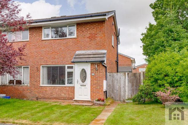 2 bed semi-detached house to rent in Cunnery Meadow, Leyland PR25