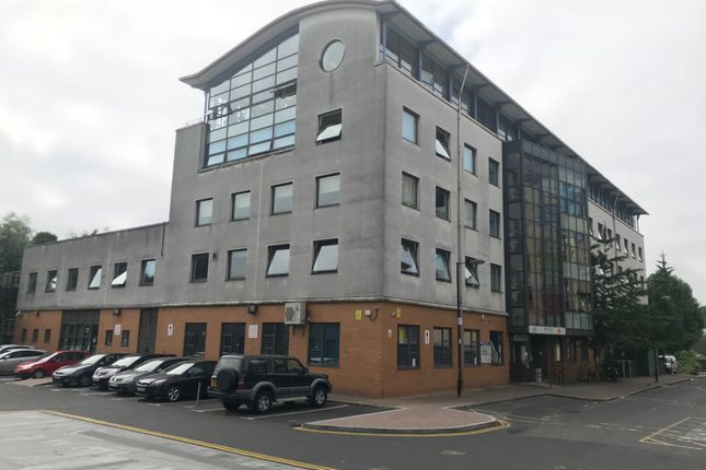 Thumbnail Office to let in Jack Dash House, 2 Lawn House Close, London