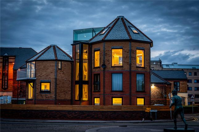 Thumbnail Detached house for sale in Mariners Wharf, Liverpool, Merseyside