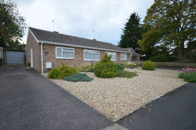Thumbnail Semi-detached bungalow to rent in Church View, Carterton