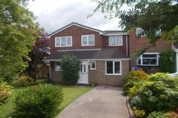 Thumbnail Property to rent in Oaken Gardens, Chase Terrace, Burntwood